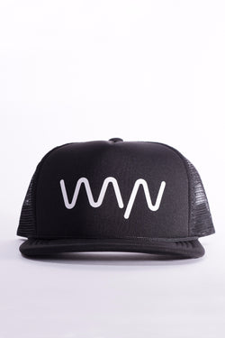 WYN signature trucker hat