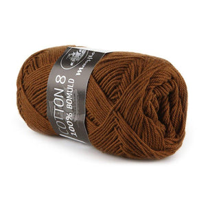 Garn - Brun 1432 - Mayflower - Cotton 8/4 - 100% Bomuld