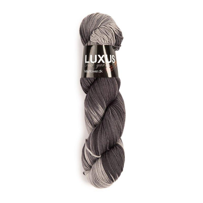 Grafit 15 - Luxus Sock Yarn