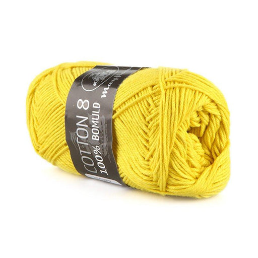 Garn - Gul 1405 - Mayflower - Cotton 8/4 - 100% Bomuld