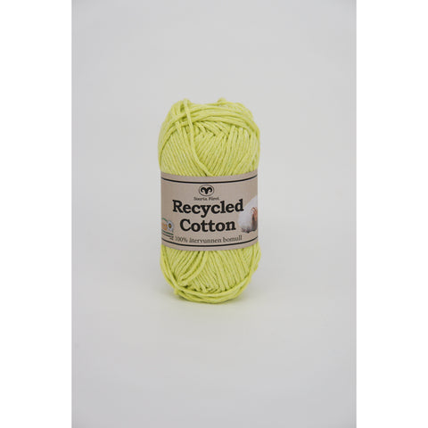 Lime 38 - Recycled cotton