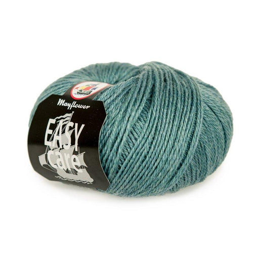 Garn - Mørk Aquamarine 099 - Mayflower - Easy Care - Uld