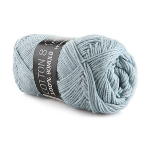 Garn - Vårgrøn 1434 - Mayflower - Cotton 8/4 - 100% Bomuld