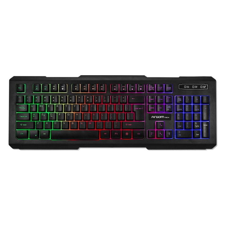 Argom Gaming Keyboard Combat USB - Black - Best Electronics N1