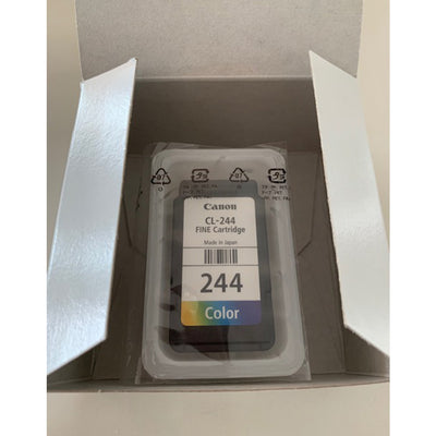 Canon CL-244 Color Ink Cartridge Generic Box - Best Electronics N1