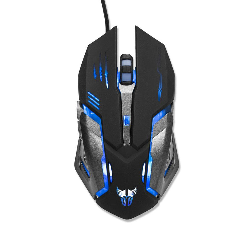 Argom Gaming Mouse Combat MS40 USB 6 Buttons - Black - Best Electronics N1