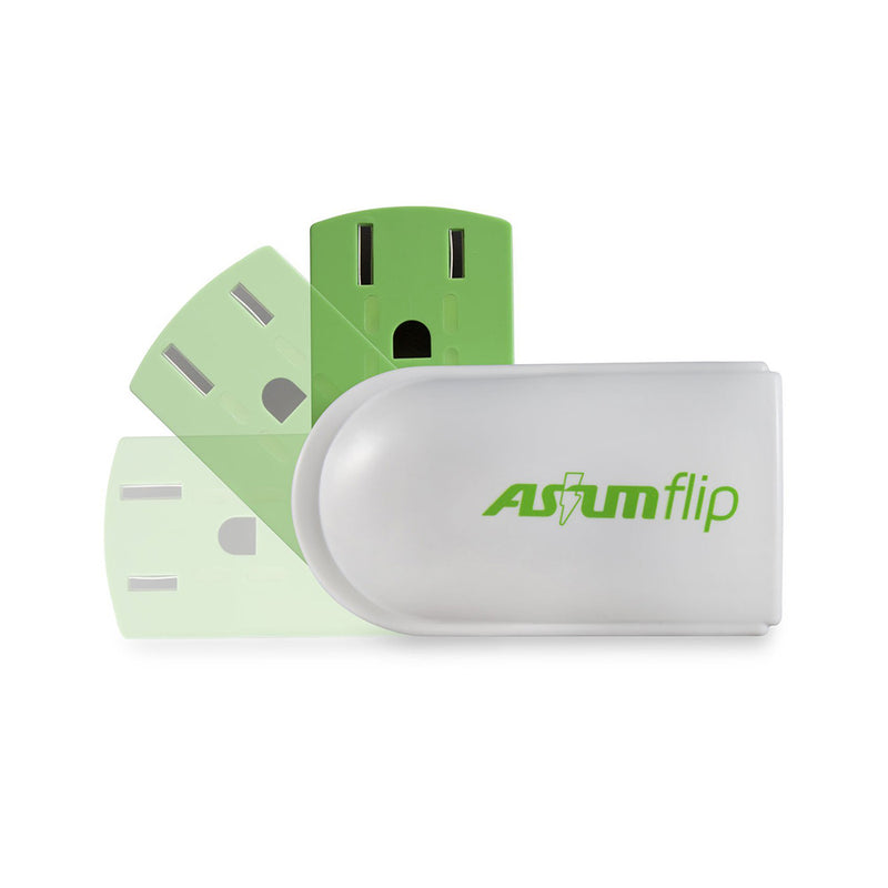 Asium Flip Rotating USB Charger - Best Electronics N1