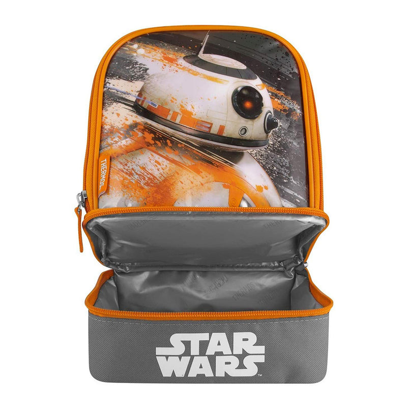 Thermos Disney Star Wars Episode 7 BB8 Dual Compartment Insulated Lunch Box