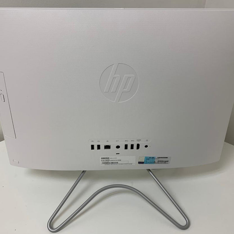 "HP All in One AMD A6-9225 2.6Ghz, 4GB, 1TB, Win10H, 21.5""- White"