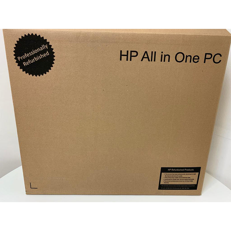 "HP 20-c435z All-in-One PC HP-All in One AMD A6-9125 2.3 Ghz-8GB-1TB 19.5"" - Black"