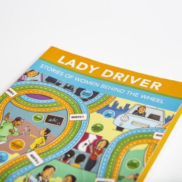 Lady Driver Book
