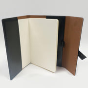 Leather G Aventures Notebook