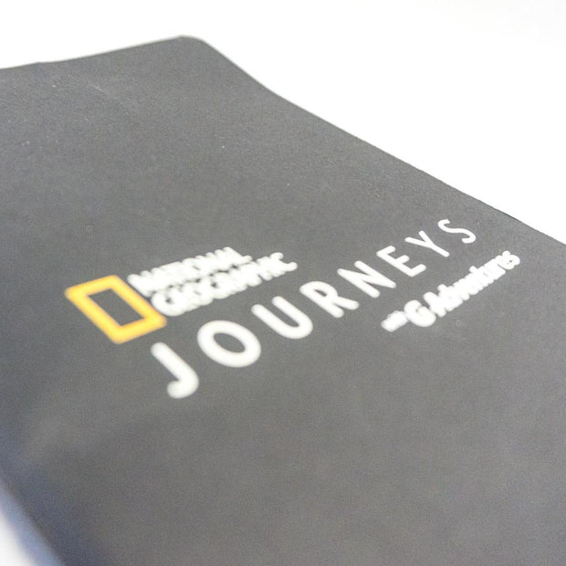 National Geographic Journeys Notebook