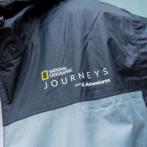 National Geographic Journeys Rain Jacket