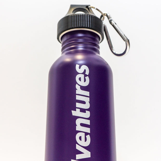 Water Bottle - Purple -500ml