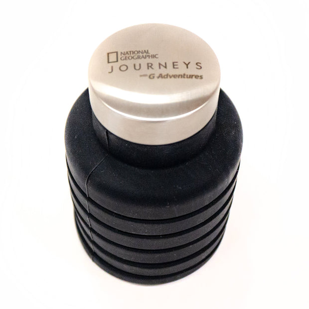 National Geographic Journeys Collapsible Bottle