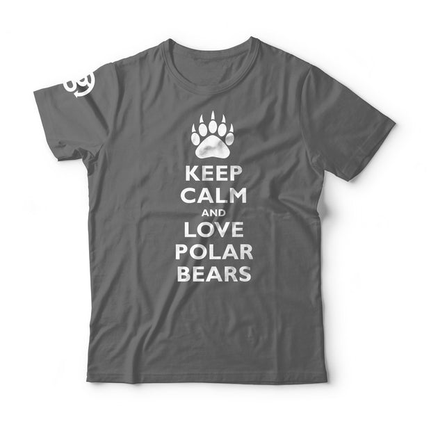 Arctic Love Polar Bears T-shirt - Womens
