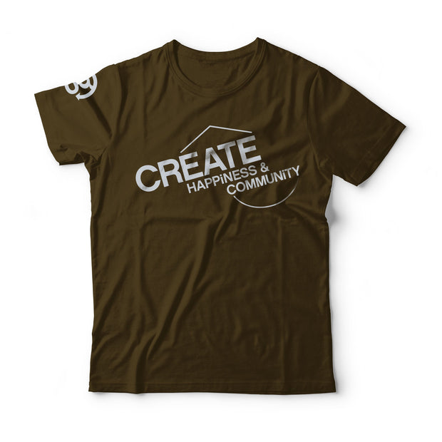 Create Core Value T-shirt - Mens