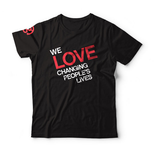 Love Core Value T-shirt - Womens