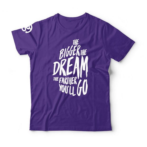 Dream Big Graphic T-shirt - Womens