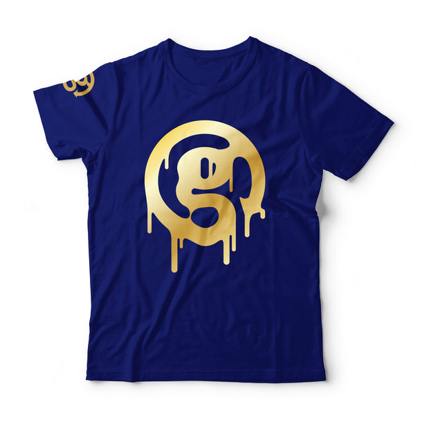 Gold G Graphic T-shirt - Mens