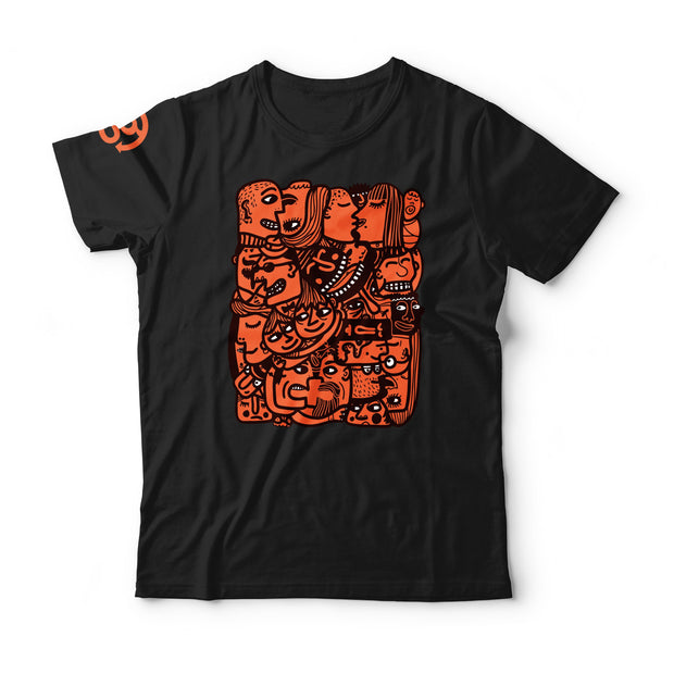 Inca Graphic T-shirt - Mens
