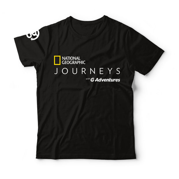National Geographic Journeys T-Shirt - Mens