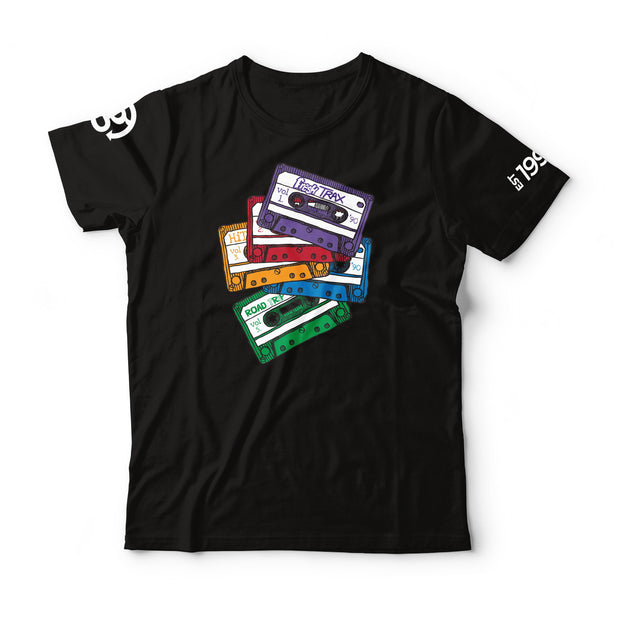 Tapes Graphic T-shirt - Womens