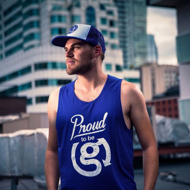 Proud to be G Tank Top - Mens