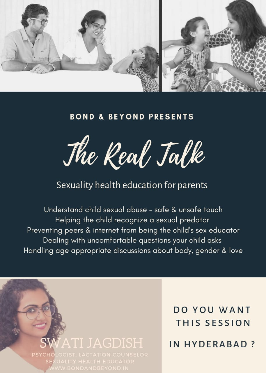 Sexuality health education for parents
