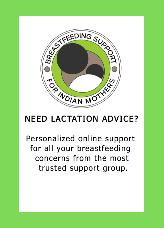 support for breastfeeding concerns