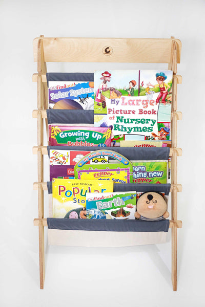 Cuddly Coo Book Shelf