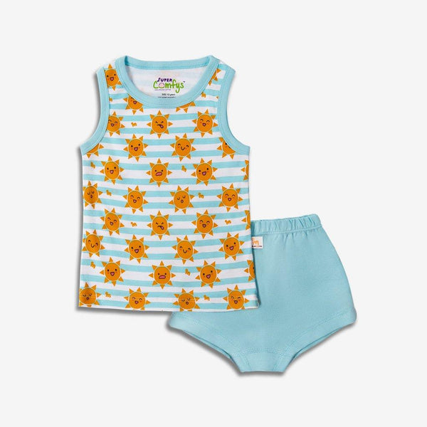 SuperBottoms  Organic Cotton Comfort Wear for Kids (Sunny Bliss)