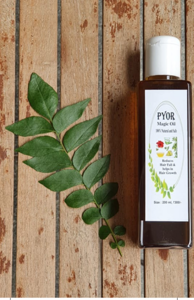 PYOR Magic Oil