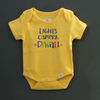 Lights Camera Diwali  Onesie - indieprojectstore
