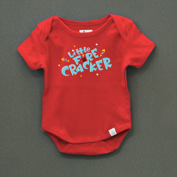 Little Fire Cracker - Onesie - indieprojectstore