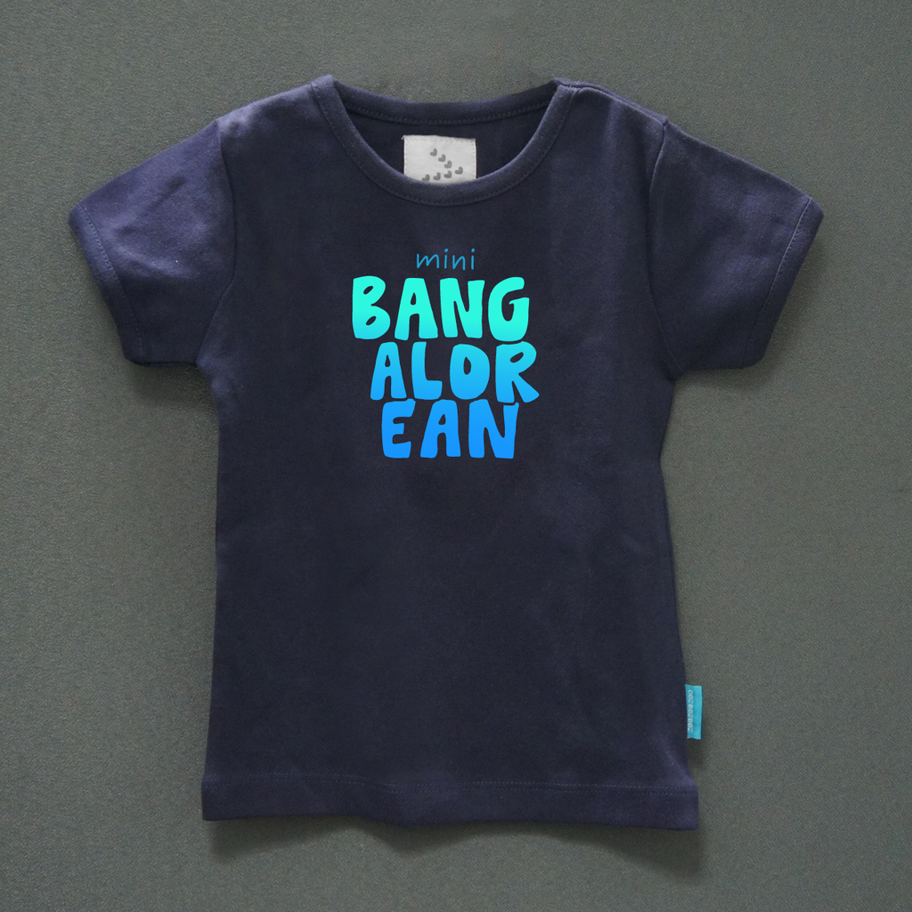 Mini Bangalorean tee - Indie Project Store