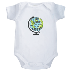 Be the Change - M.K Gandhi Onesie