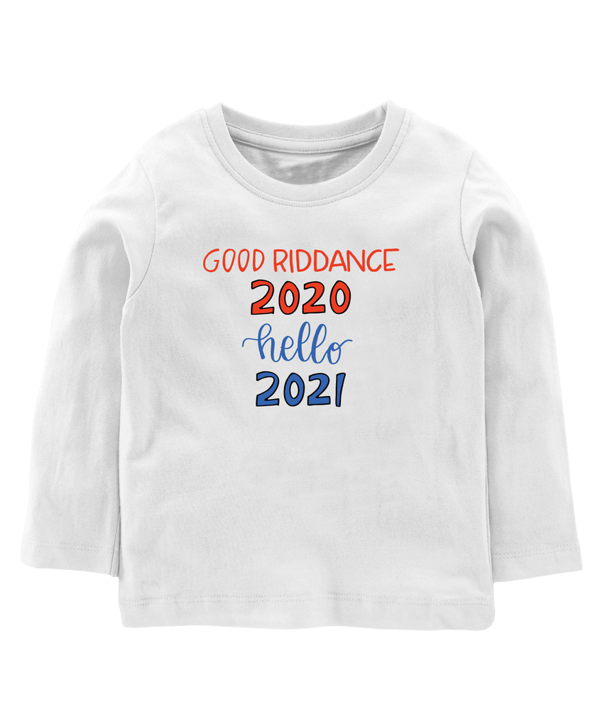 Good Riddance 2020 Hello 2021 - Indie Project Store