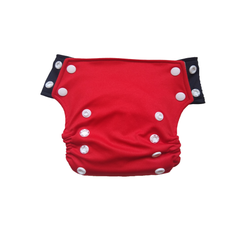 Innate AIO Cloth Diaper -Red - indieprojectstore