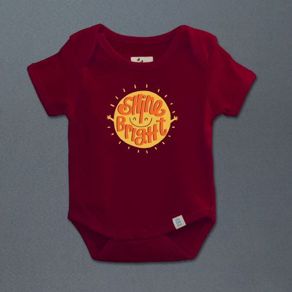 Shine Bright Onesie - indieprojectstore