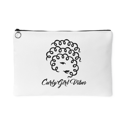 Makeup Bag (White)