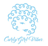 Curly Girl Vibes Marquee Mug