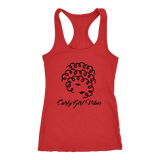 CGV Ladies Tank (black logo)