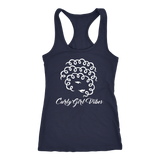 CGV Ladies Tank (White Logo)