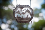 Smoky Quartz Mountain Pendant