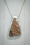 Biggs Canyon Jasper Pendant