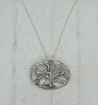 Tree of Life Pendant - Live Oak
