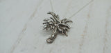Tree of Life Palm Tree Pendant