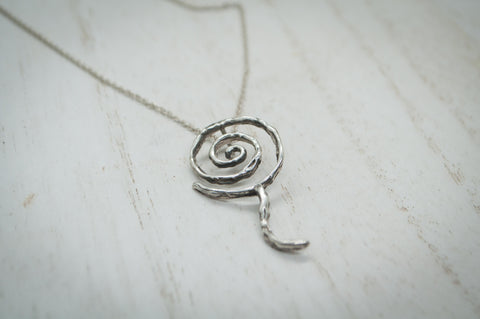 Spiral Tree of Life Pendant